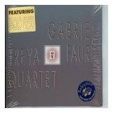 Treya Quartet plays Gabriel Faure CD