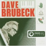 Dave Brubeck Classic Jazz Archive 2 CD