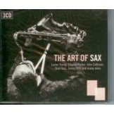 The Art of Sax  3 CDs