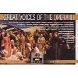 Great Voices of the Opera Vol.3 40 CDs