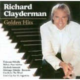 Richard Clayderman Golden Hits CD