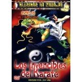 Los invencibles del karate DVD