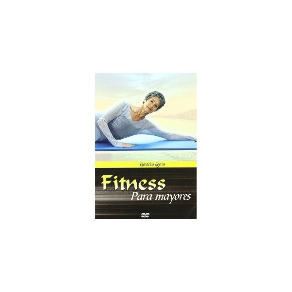 Fitness Para Mayores DVD