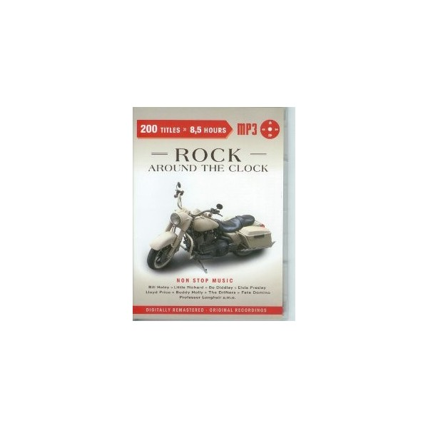 -ROCK- Non Stop Music Album MP3