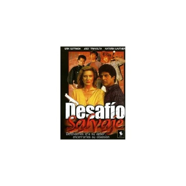 Desafío Salvaje (Night of the Wilding) DVD