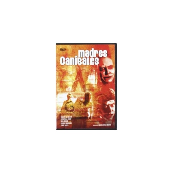 Madres Canibales DVD