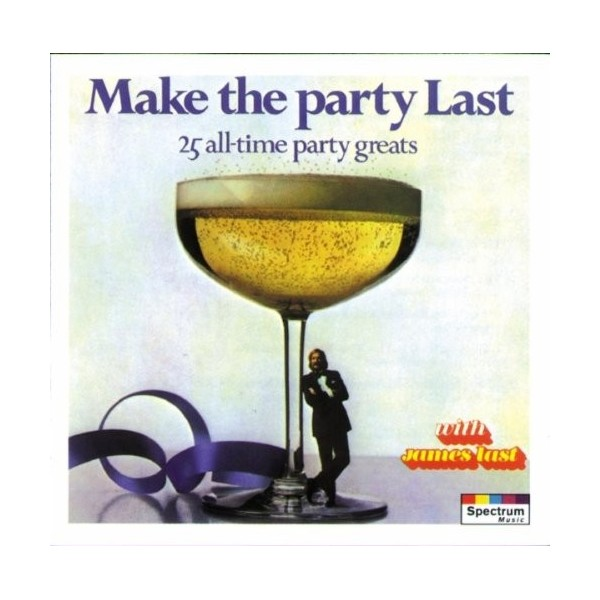 Make the Party Last CD