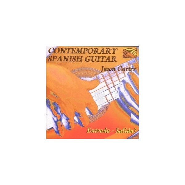 Contemporary Spanish Guitar CD