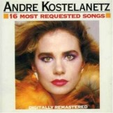 Andre Kostelanetz  16 Most Requested Songs CD