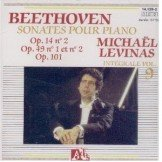 Beethoven: Sonates Pour Piano Vol 9 Michael Levinas CD