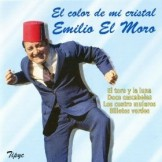 Emilio El Moro  El Color de Mi Cristal   CD