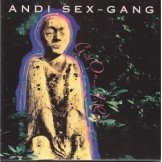 Andi Sexgang ‎– God On A Rope CD